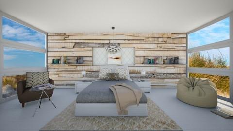 Dutch Dunes 2 - Modern - Bedroom - by bgref