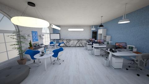 office - Office - by Evgeniya Levchenko