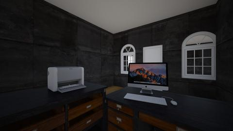 office - Bedroom - by gfails