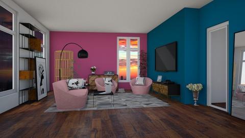 Template 2019 living room - by lizasvetlin