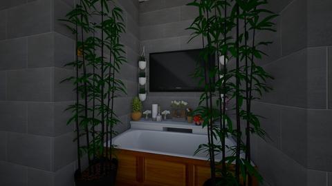 Urban Jungle Bathroom  - Bathroom - by Hamilton99