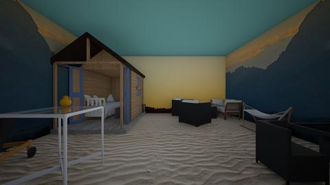 Beach day house - Garden - by lostboy11