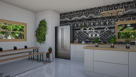 Boho Kitchen - by deleted_1570805048_kitkat152