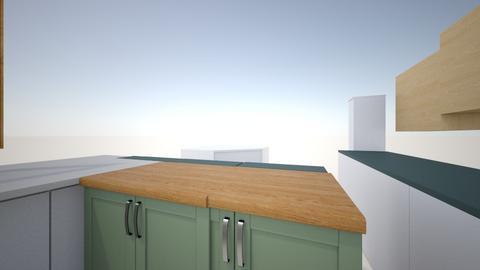 pantry - Kitchen - by LucyFDiamond