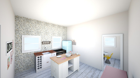 Smith Kitchen  - Kitchen - by Enaj