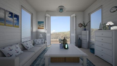 Nautical - Living room - by CCPompey