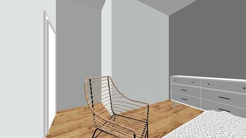 My Room - Bedroom - by JNieves16