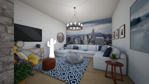 mod basement - by dena15