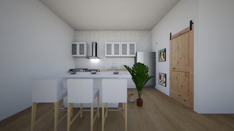 Ogrady - Kitchen - by mcKAY Design