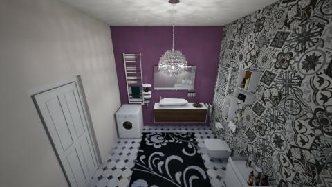fff562 - Bathroom - by lyub