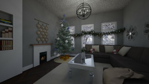 christmas - by PoukInteriors