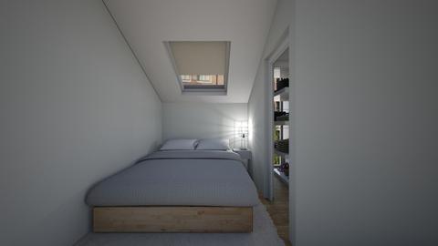 Casa156Bedroom - Eclectic - Bedroom - by nickynunes