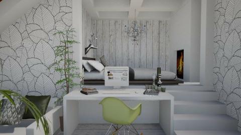 LeafBedroom - Bedroom - by StienAerts
