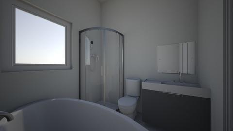 Ocean Dave Bathroom 1 - Bathroom - by inga_sylvia