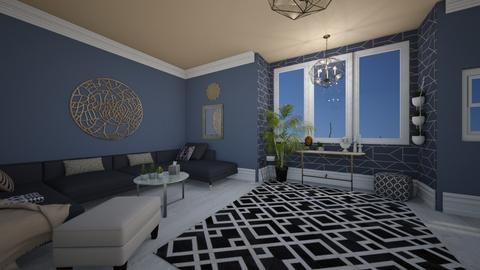 1111 - Living room - by graciebellexxx