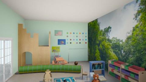 Children  - by Merryn Krenz