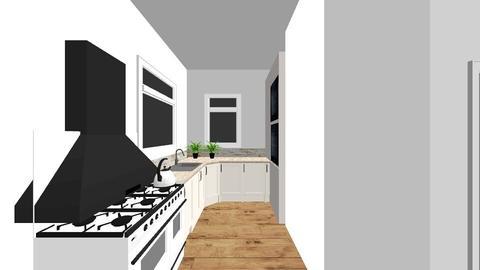 nieuwe huis - by leger1234567890