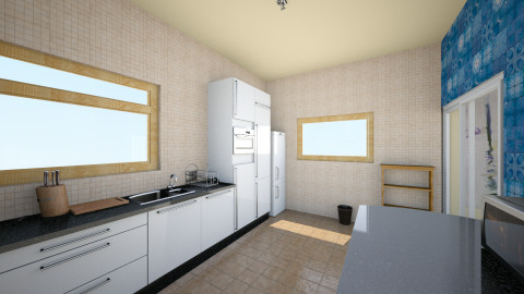 Kitchen - Kitchen - by Sherry Li