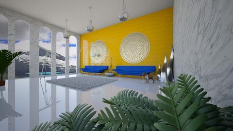 Clear  - Living room - by MD Builder