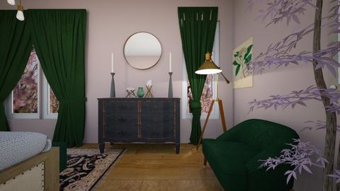bedroom - Bedroom - by Potterwilkins