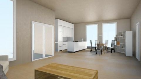 House - by kat_interior_designer