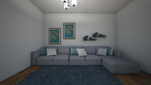 karama - Living room - by jollanian