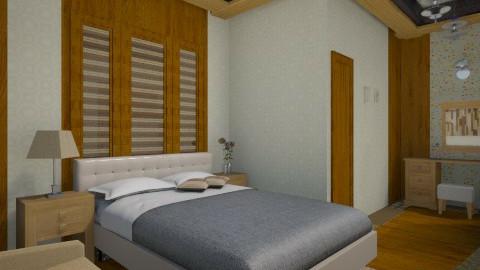 A Bedroom A - by saniya123