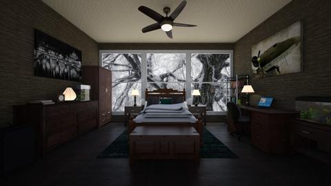 Aronus - Bedroom - by scourgethekid