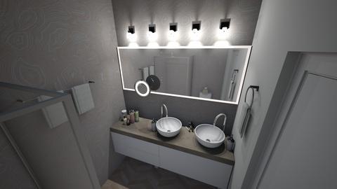 bathroom vanity - Bathroom - by arekstad