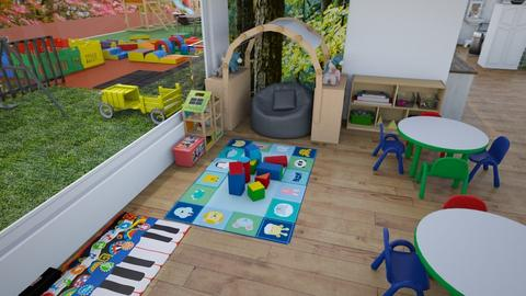 Dramatic Free Play Area - by pachy