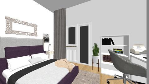 bedroom - Bedroom - by tildamolle