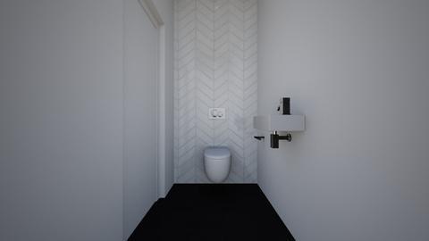 TOILET_UITHUIZEN - Modern - Bathroom - by BOUWSTUDIO 11