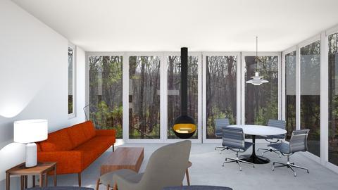 TA Living Room - Living room - by lesliesillcox