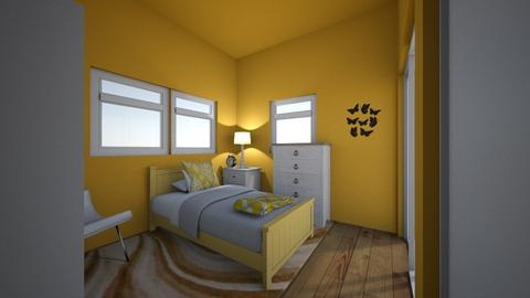 Katelyn Room - Modern - Bedroom - by jill2600forreals