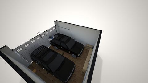 Garage - by amandals