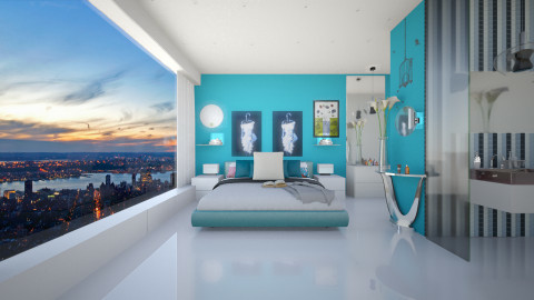 dream away  - Modern - Bedroom - by sometimes i am here