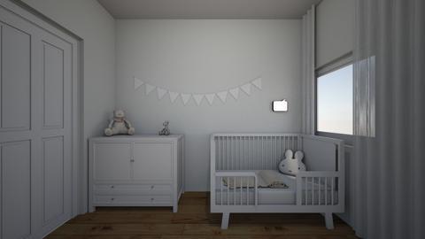 Aviv 3 - Kids room - by erlichroni