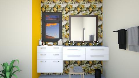 Master suite bathroom - Bathroom - by felicia_fire