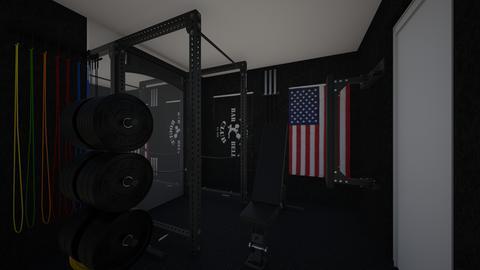 New gym - by rogue_f8e5af83667c798806eca28828f6e