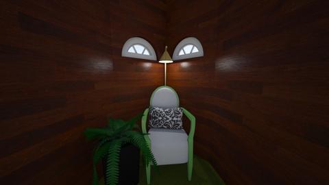 Modern Bohemian Interior - by RemmiTiger