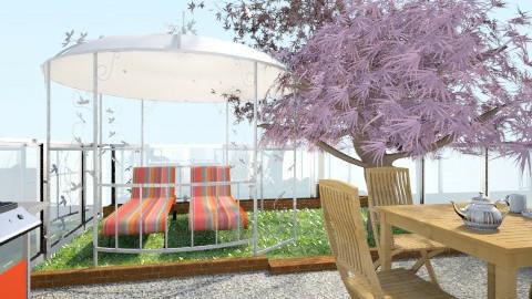 summer time bbq - Classic - Garden - by kimiia Sadeghi