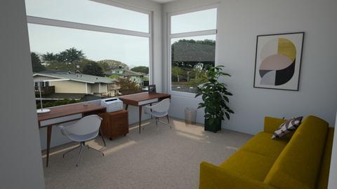 louis office  - Office - by Tabitha Knight