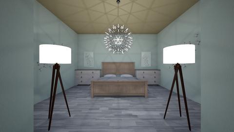 Katalinas Bedroom - Vintage - Bedroom - by SmithFACS