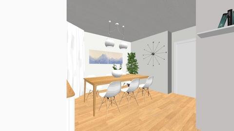 judit - Living room - by NURIA LOPEZ
