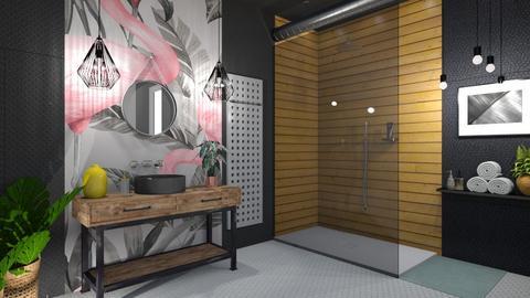 birdy - Bathroom - by stef_eck