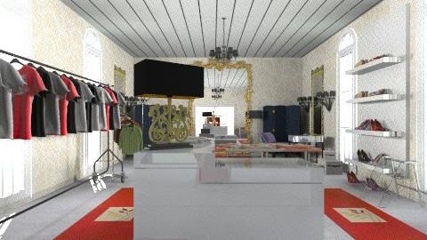 Garderob - by linanoha