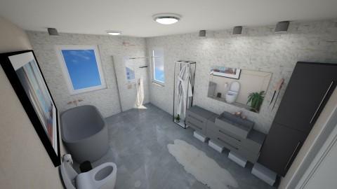 bathroom - Bathroom - by beatrizrauta