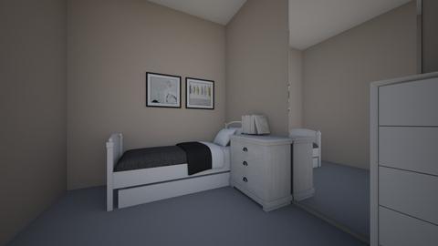 DAVID MANEN CALVET - Minimal - Bedroom - by martinaa84