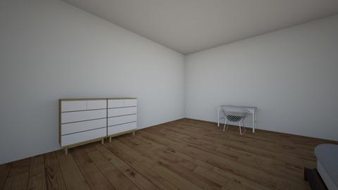part 1 - Bedroom - by Ali katz