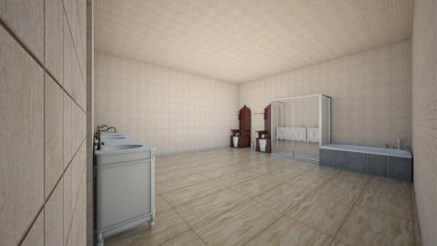 dream house - Bathroom - by James Ward_288
